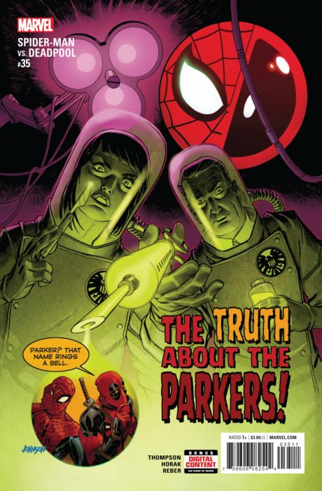 Spider-Man - Deadpool #35