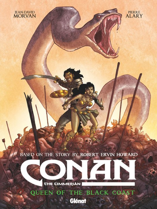 Conan the Cimmerian Vol.1 - Queen Of the Black Coast