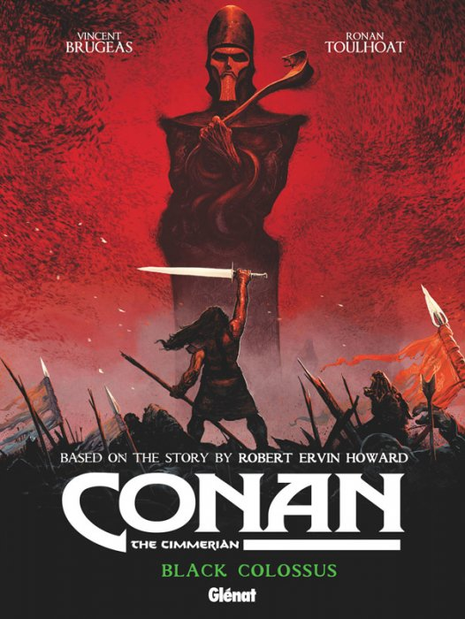 Conan the Cimmerian Vol.2 - Black Colossus