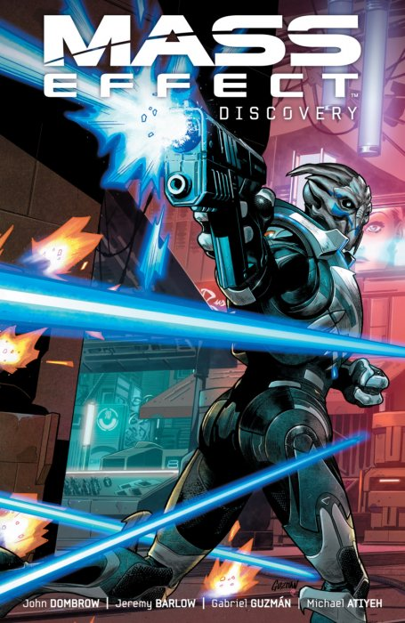 Mass Effect - Discovery #1 - TPB