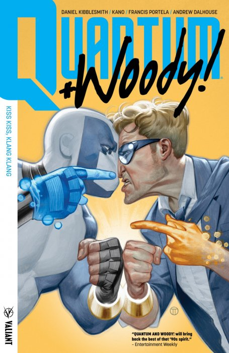 Quantum and Woody! Vol.1 - Kiss Kiss, Klang Klang