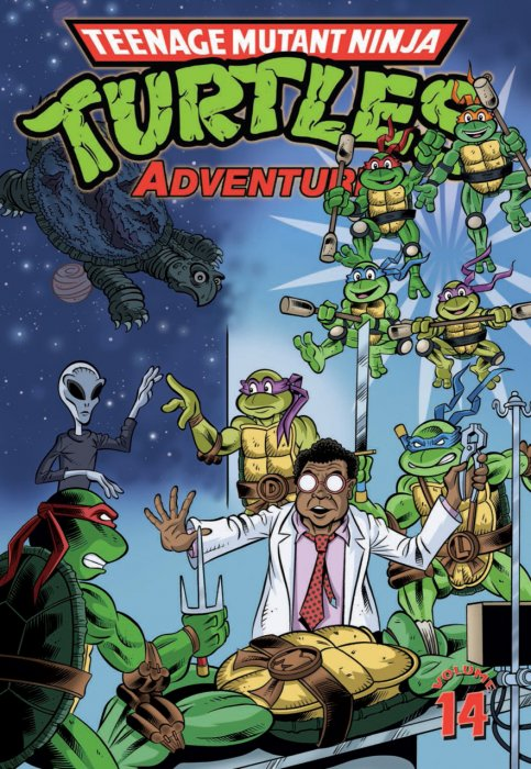 Teenage Mutant Ninja Turtles Adventures Vol.14