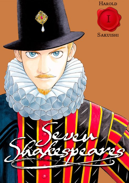 Seven Shakespeares Vol.1-4 Complete