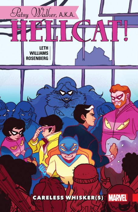 Patsy Walker - A.K.A. Hellcat! Vol.3 - Careless Whisker's