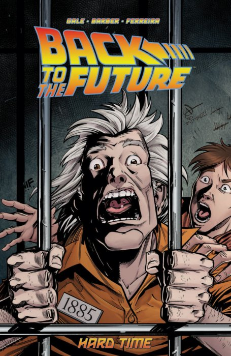Back to the Future Vol.4 - Hard Time