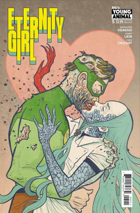 Eternity Girl #5