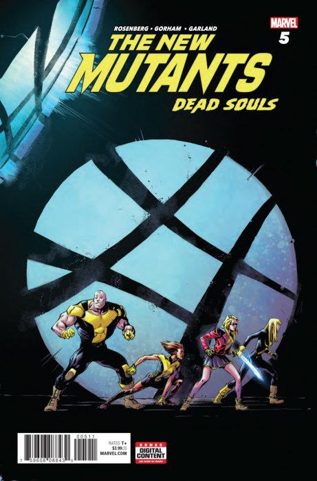 New Mutants - Dead Souls #5