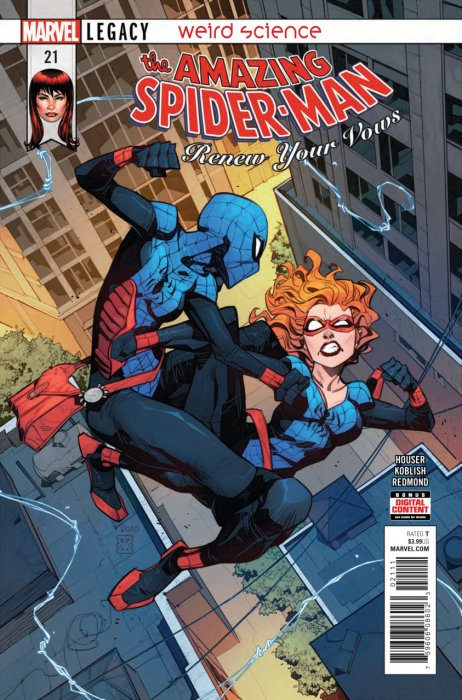Amazing Spider-Man - Renew Your Vows #21