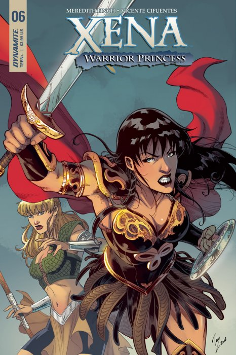 Xena - Warrior Princess #6