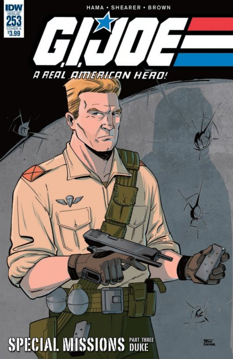 G.I. Joe - A Real American Hero #253
