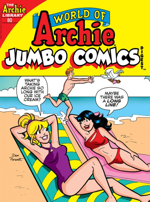 World of Archie Comics Double Digest #80
