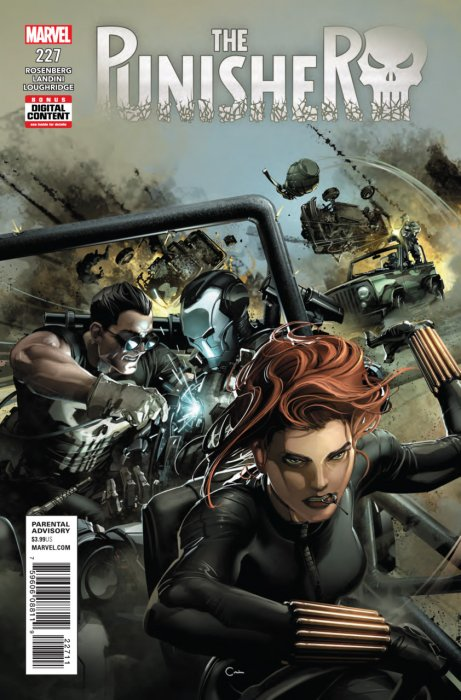 The Punisher #227