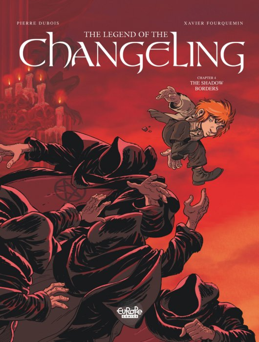The Legend of the Changeling #4 - The Shadow Border