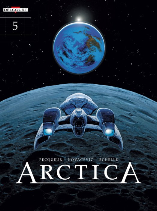 Arctica #5 - Destination Earth
