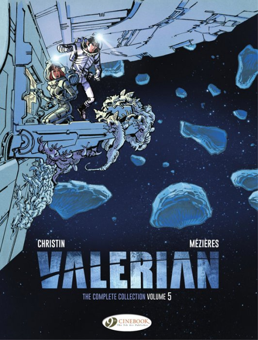 Valerian - The Complete Collection Vol.5