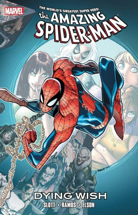 The Amazing Spider-Man - Dying Wish #1 - HC/TPB