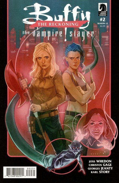 Buffy the Vampire Slayer Season 12 #2 - The Reckoning