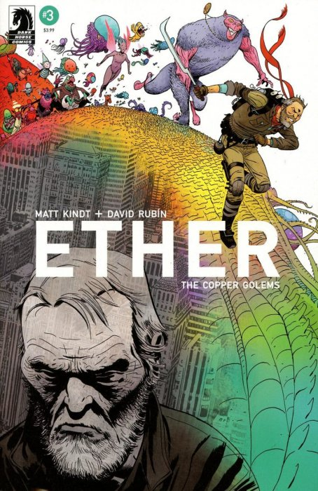 Ether #3 - The Copper Golems
