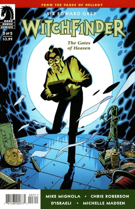 Witchfinder - The Gates of Heaven #3