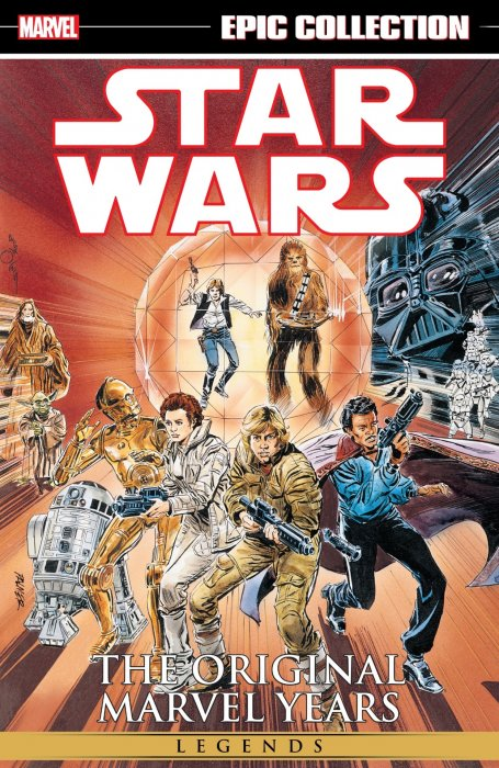 Star Wars Legends Epic Collection - The Original Marvel Years Vol.3