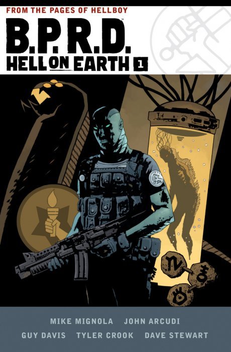 B.P.R.D. Hell on Earth Vol.1