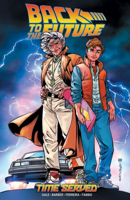 Back to the Future Vol.5 - Time Served
