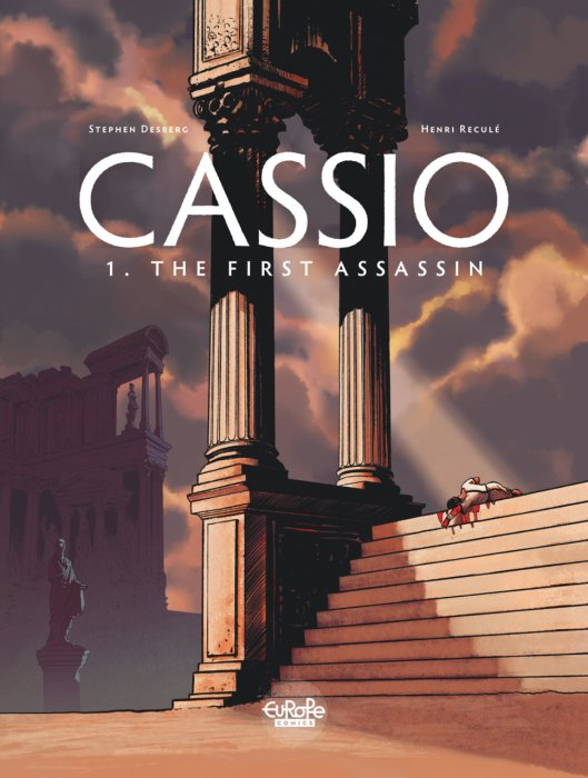Cassio #1 - The First Assassin