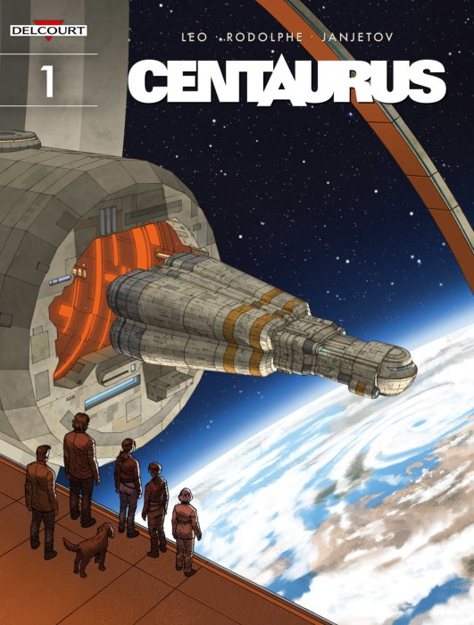 Centaurus #1 - Promised Land