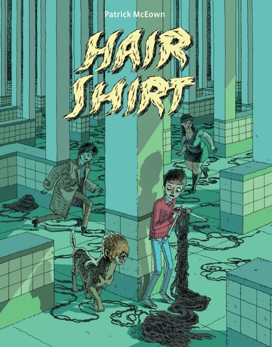 Hair Shirt #1 - GN