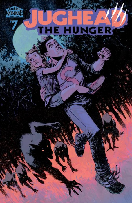 Jughead - The Hunger #7