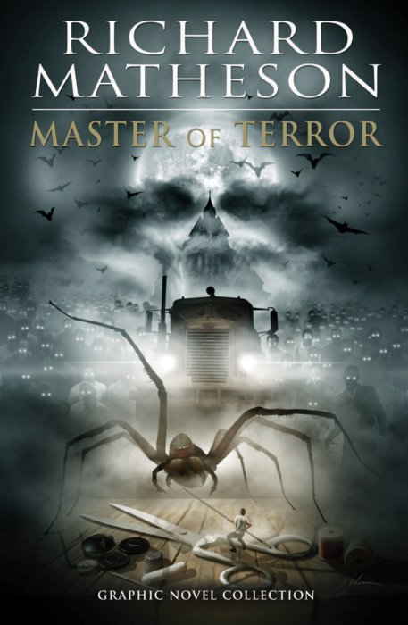 Richard Matheson - Master of Terror Graphic Novel Collection #1 - TPB