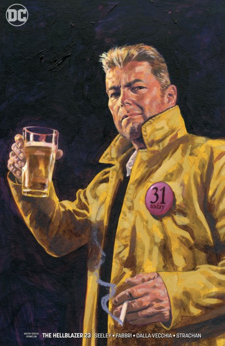 The Hellblazer #24