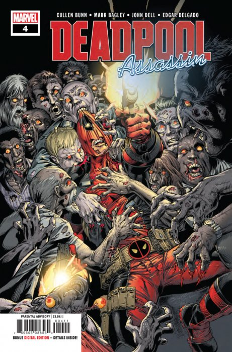 Deadpool - Assassin #4