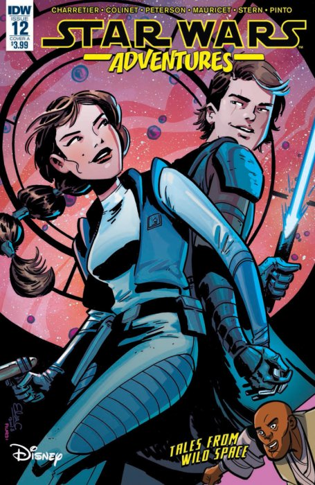 Star Wars Adventures #12