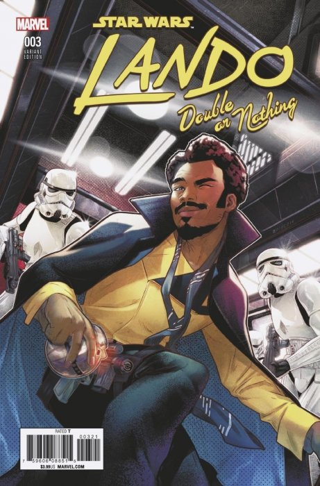 Star Wars - Lando - Double Or Nothing #3