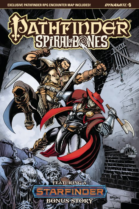 Pathfinder - Spiral of Bones #5