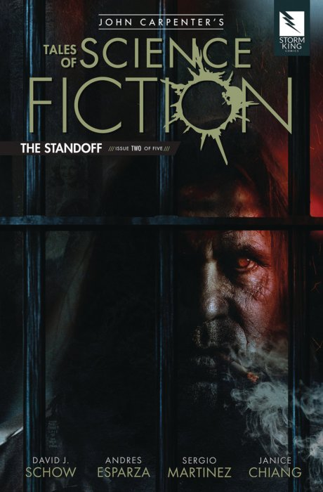 John Carpenter's Tales of Science Fiction - The Standoff #2
