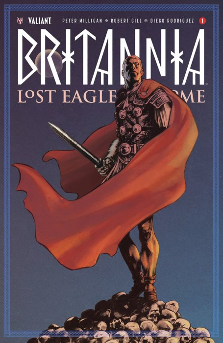 Britannia - Lost Eagles of Rome #1