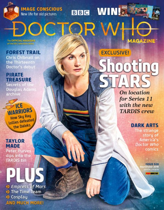 Doctor Who Magazine #528