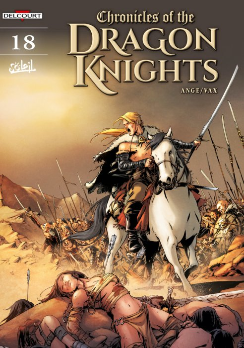 Chronicles of the Dragon Knights #18 - Arsalam - The Sardish Wars - Part II