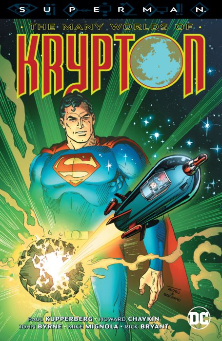 Superman - The Many Worlds of Krypton #1 - TPB