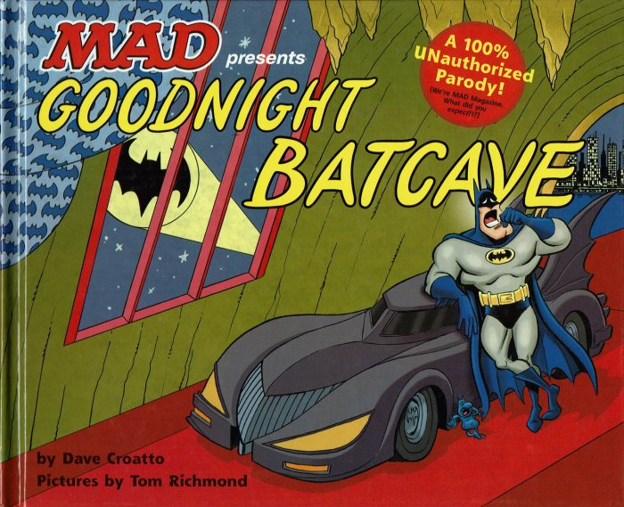 MAD Presents - Goodnight Batcave #1