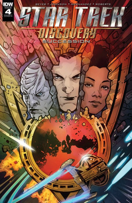 Star Trek- Discovery - Succession #4