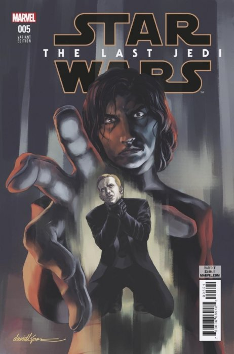 Star Wars - The Last Jedi Adaptation #5