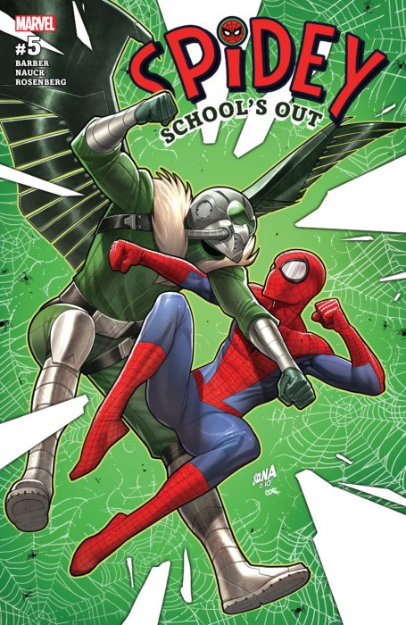 Spidey - School's Out #5