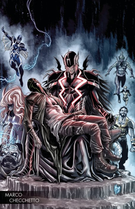 Death of the Inhumans #2