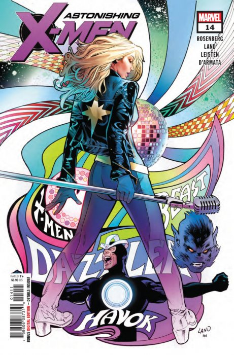 Astonishing X-Men #14