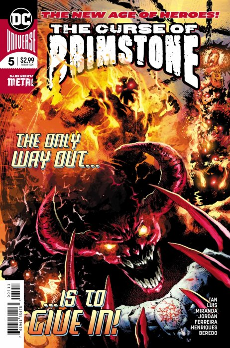 The Curse of Brimstone #5