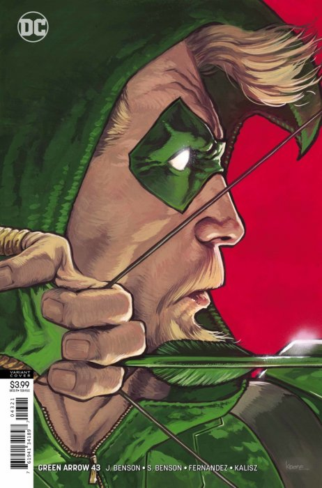 Green Arrow #43