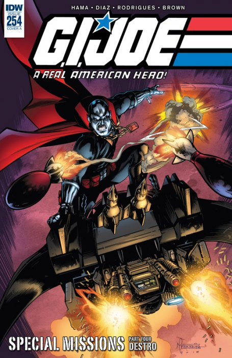 G.I. Joe - A Real American Hero #254